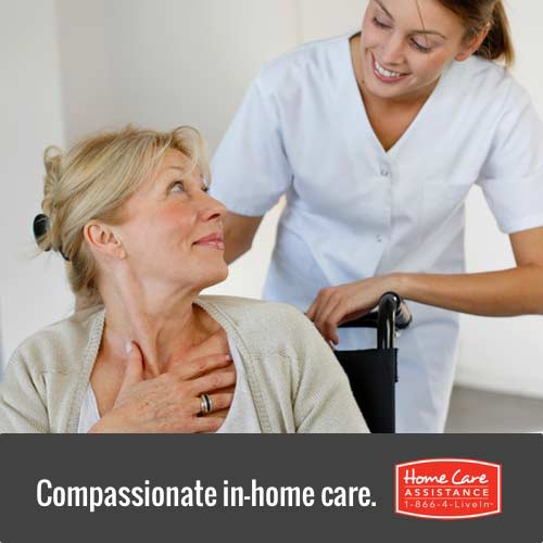Home Caregiver in Oakville