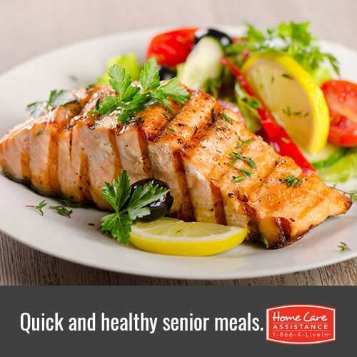 Best Meals for Elderly Diabetics