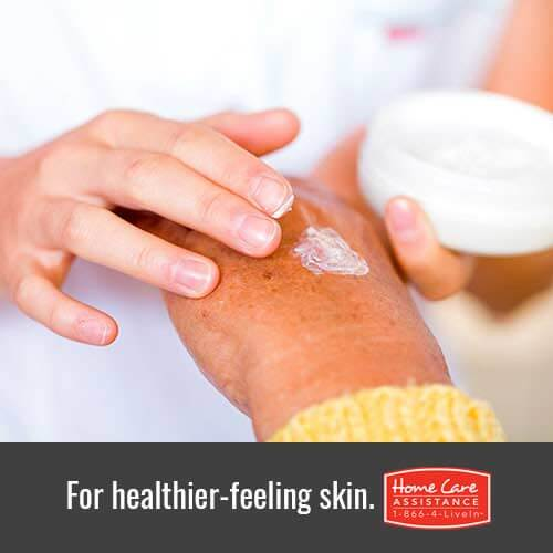 Ways to Keep Senior Skin in Good Health