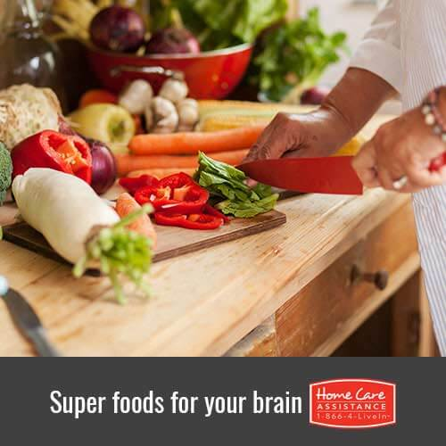 Maintain Your Brain Health With These Foods.