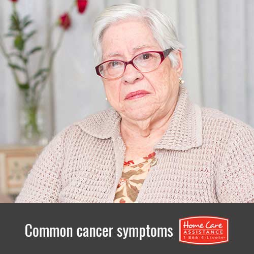 Recognize the Four Most Common Signs of Cancer in Elderly Women