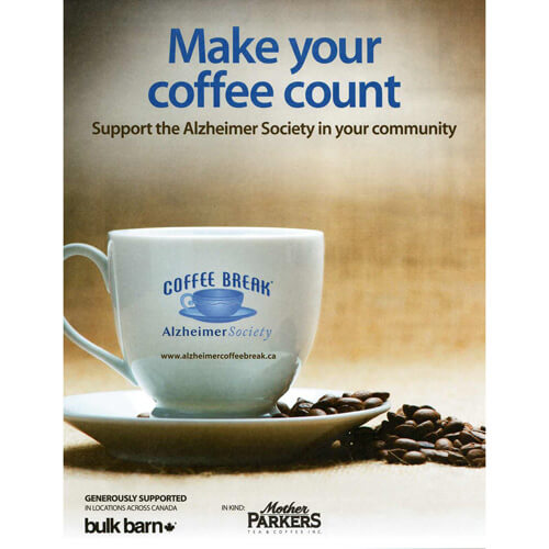 Make Your Coffee Count