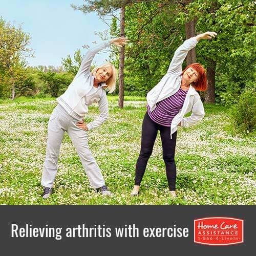 Exercises That Relieve Arthritis Pain
