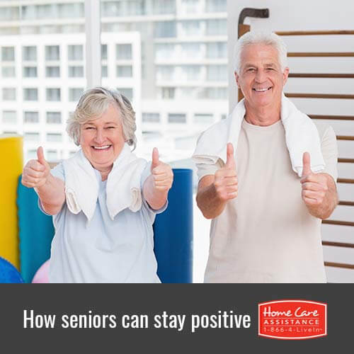 Helping Seniors Keep a Positive Attitude in Oakville, ON