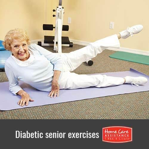 4 Exercises for Diabetic Seniors in Oakville, ON
