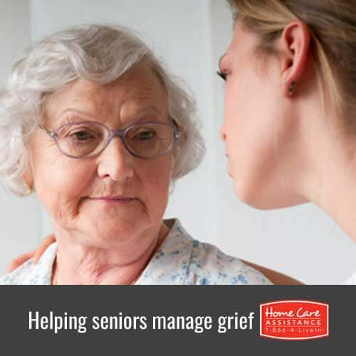How to Help Senior Loved Ones Manage Grief in Oakville, ON