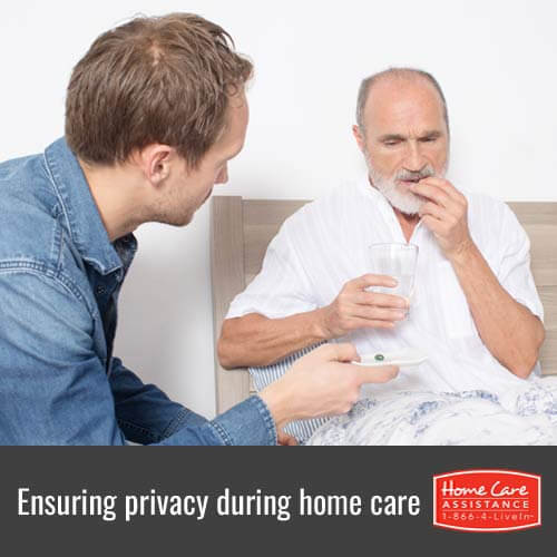 Ensuring Your Senior Loved One's Privacy During In-Home Care in Oakville, ON