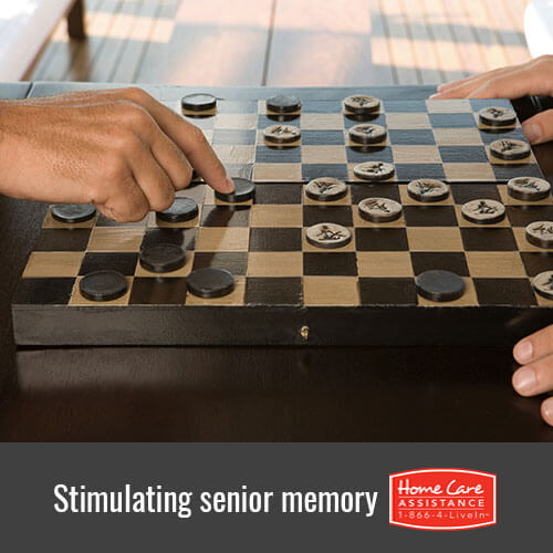 Games and Activities that Help Stimulate a Senior's Memory in Oakville, ON