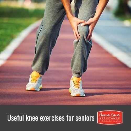 Beneficial Knee Exercises for Seniors in Oakville, ON