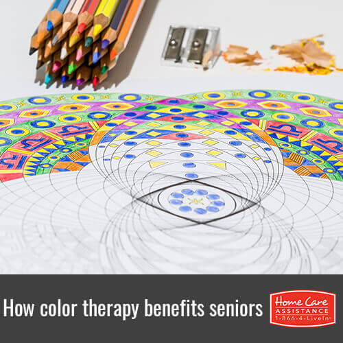 The Benefits of Color Therapy for Seniors in Oakville, ON