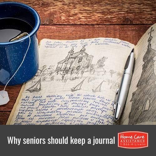 Why Your Elderly Loved One Should Keep a Journal in Oakville, ON