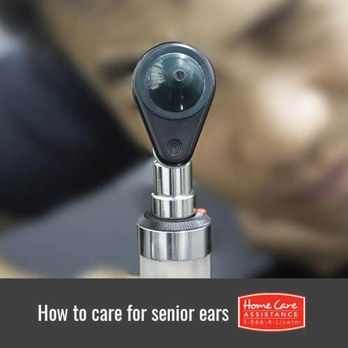 How to Maintain Senior Ear Health in Oakville, ON