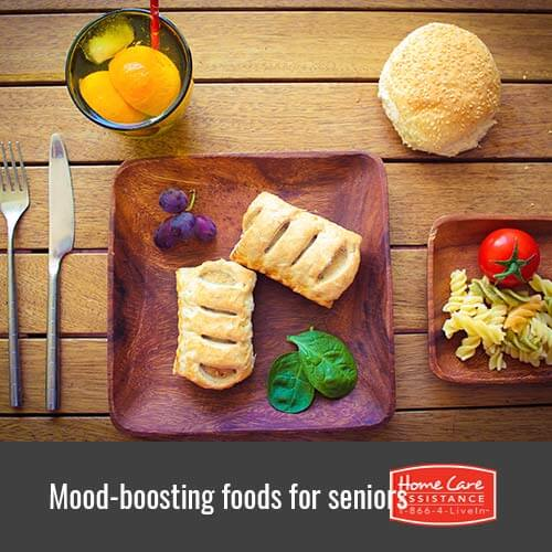 Boosting Your Senior Loved One's Mood with Food in Oakville, ON