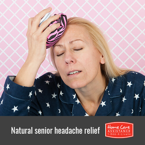 How to Naturally Relieve Senior Headaches in Oakville, ON