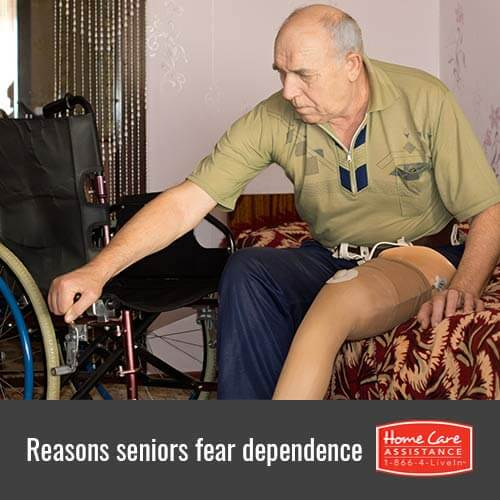 Why Your Loved One Fears Losing Independence in Oakville, ON