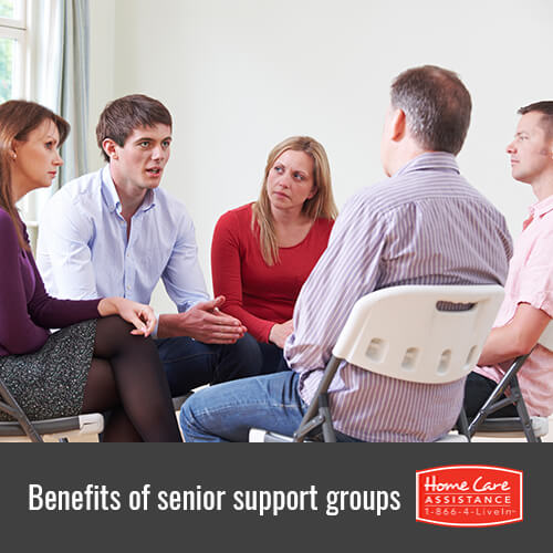 Understanding the Benefits of Support Groups for Seniors with Degenerative Diseases in Oakville, ON