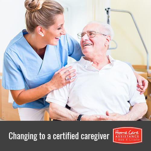 How to Transition to a Professional Caregiver in Oakville, ON