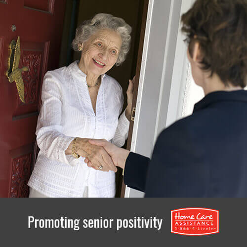 How to Promote Positive Thinking Among Seniors in Oakville, ON