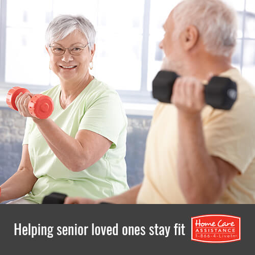 How to Help Seniors Stay Fit in Oakville, ON