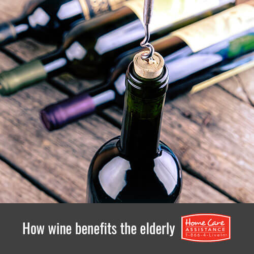 How Does Wine Benefit Senior Health in Oakville, ON