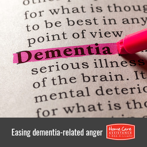 How to Ease Agression Related to Dementia in Oakville, ON