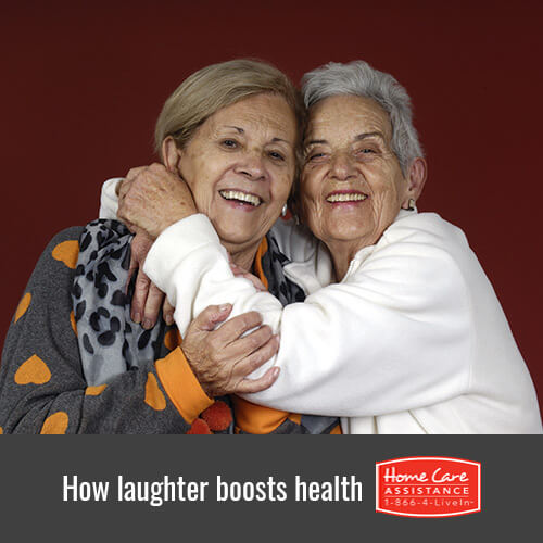 How Laughter Boosts Senior Health in Oakville, ON