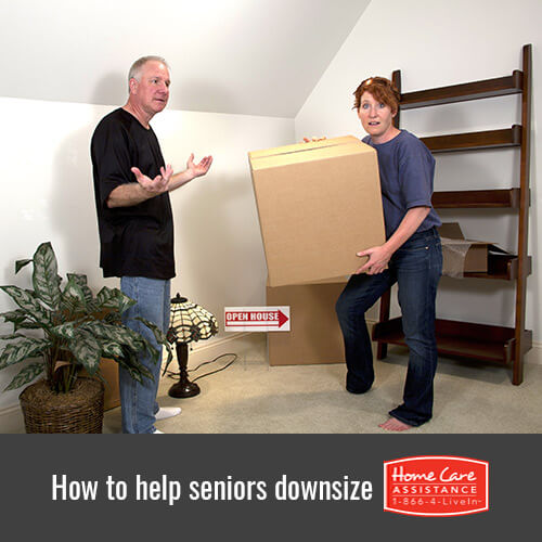 Helping the Elderly Downsize in Oakville, ON