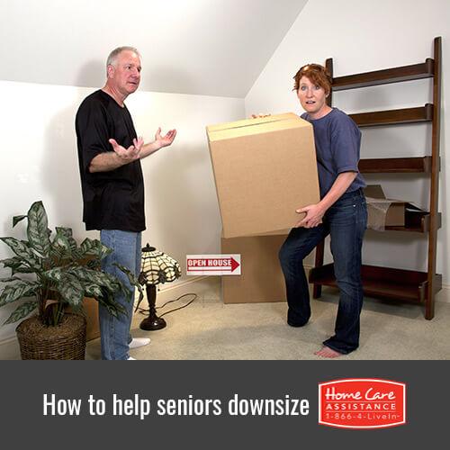 Helping the Elderly Downsize in Oakville, ON