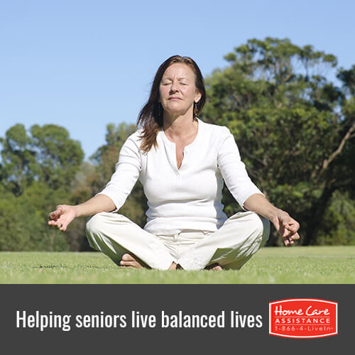 Ways to Help Seniors Live Balanced Lives in Oakville, ON