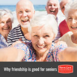 5 Reasons the Elderly Need Strong Friendships