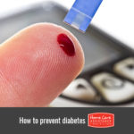 What Steps Can the Elderly Take to Prevent Diabetes?