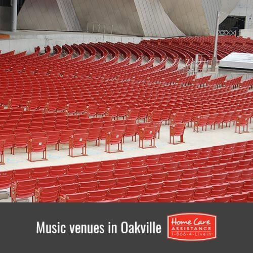 Live Music Venues for Seniors in Oakville, ON