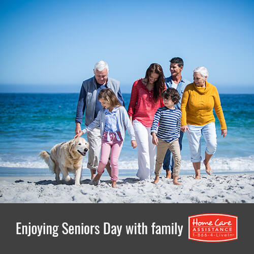 How Families Can Enjoy Senior's Day with Seniors in Oakville, ON