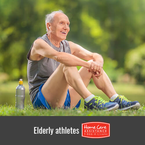 List of Canadian Elderly Athletes in Oakville, ON, Canada