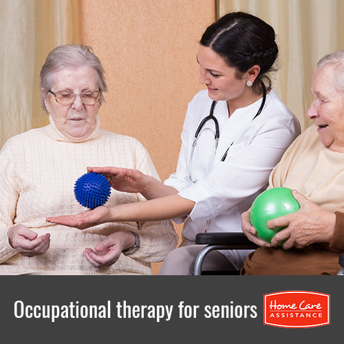 How Occupational Therapy Can Benefit the Elderly in Oakville, ON, Canada