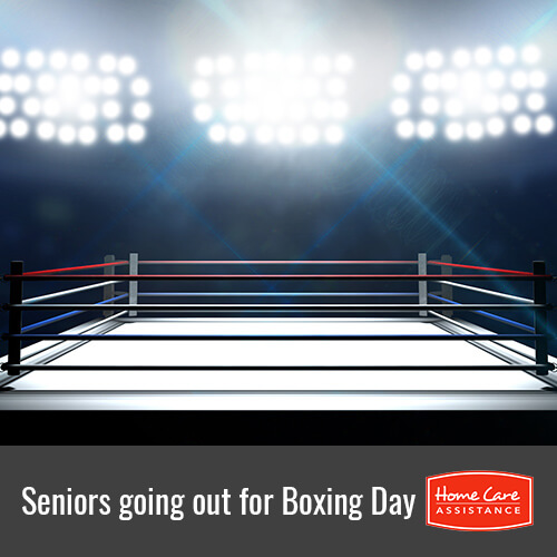 5 Reasons Why Seniors Should Go Out on Boxing Day in Oakville, ON, Canada