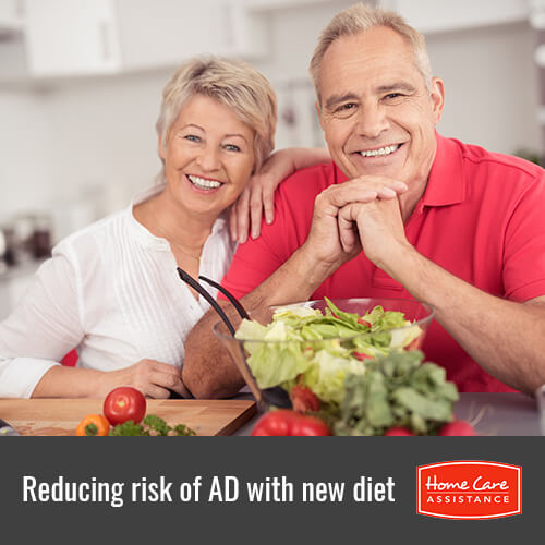 How New Diet Can Help Reduce the Risk of Alzheimer's in Oakville, ON, Canada