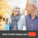 4 Perfect Shopping Spots for Oakville Seniors