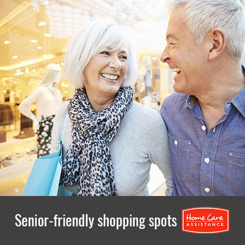 Senior-Friendly Shopping Places in Oakville, ON, Canada