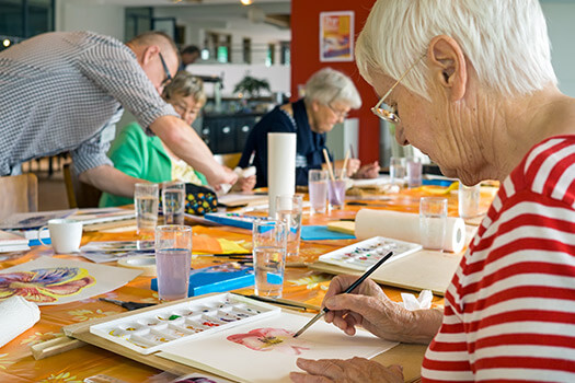 Importance of Recreational Therapy for Seniors in Oakville, ON