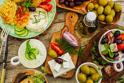 6 Ways a Mediterranean DIet Lowers Dementia Risk in Oakville, ON