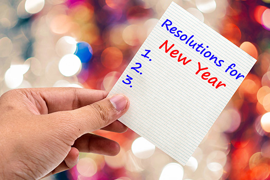 Caregiver New Year's Resolutions in Oakville, ON