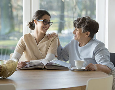 How to Change Caregiving Sadness into Joy in Oakville, ON