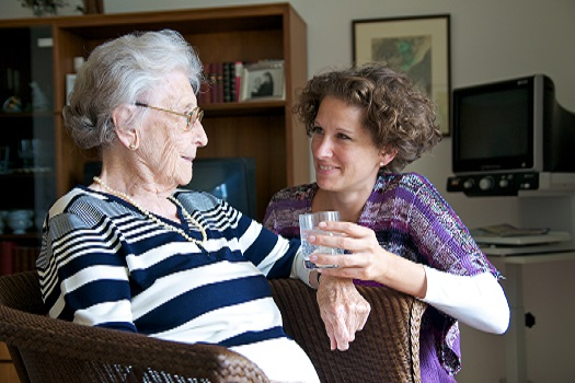 Tips to React to a Stubborn Aging Loved One with Dementia in Oakville, ON