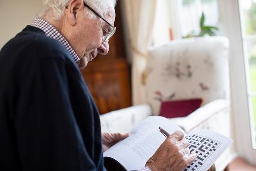 Enjoyable Word Games for Seniors in Oakville, ON