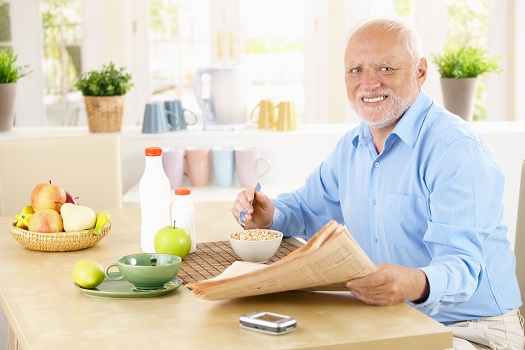 Tips to Eat Healthy in the Senior Years in Oakville, ON
